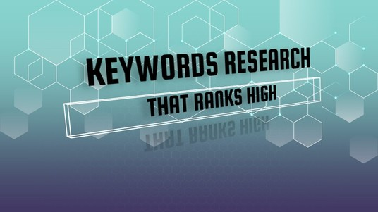 I will do keyword research that will rank your page higher in google search