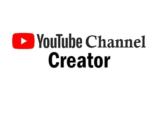 I will Create Youtube Channel And Optimize