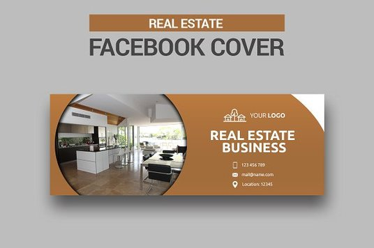 create a professional facebook cover banner design