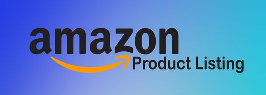I will list your products in Amazon