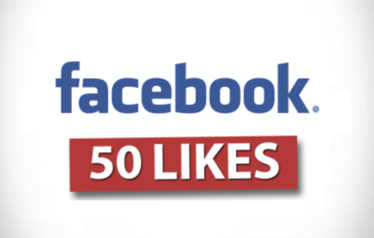 I will add Real 100 Facebook post likes or 50 Fan page