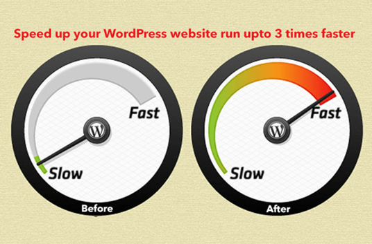 I will speed up your WordPress website loading speed in 24 hrs