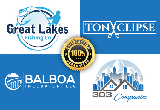 I will design a professional and creative logo for your business
