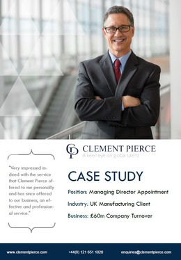 write and design a 500 word marketing case study