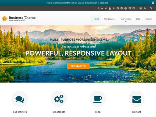 customize any Wordpress website or Wordpress design for you