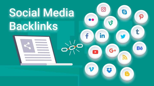 I will Promote Your Business on powerful Social media Back links