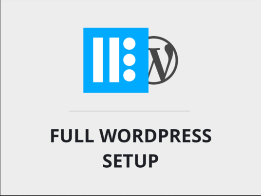 I will install wordpresss, setup and customize wordpress website in 24 hours