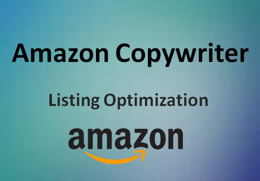 I will Write Amazon Listing, Optimize Title and Product Descriptions