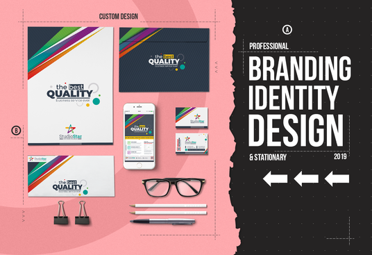 I will do your branding or brand identity