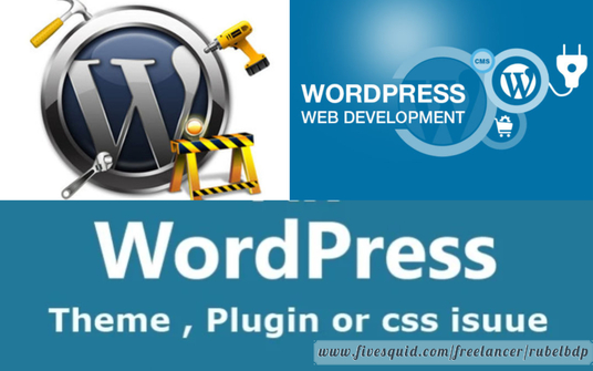 I will fix WordPress website errors and issues