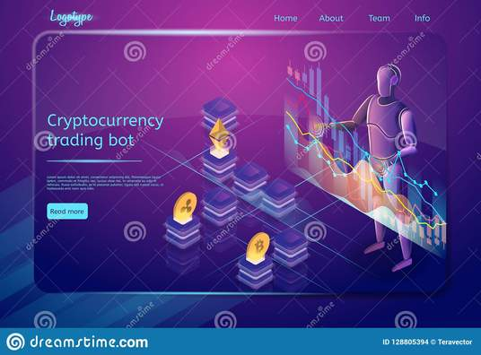 I will develop high profit cryptocurrency trading bot, forex trading bot