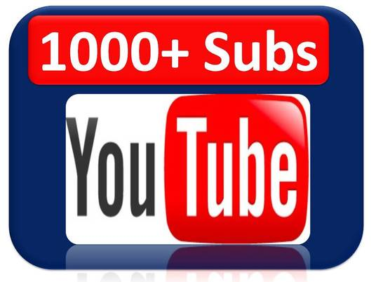 I will Rank Your Channel with 1000 + real Subscribers with Non-drop and fast delivery