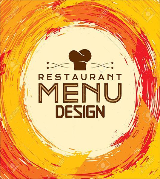 I will design modern and classy restaurant, cafe, hotel menu card