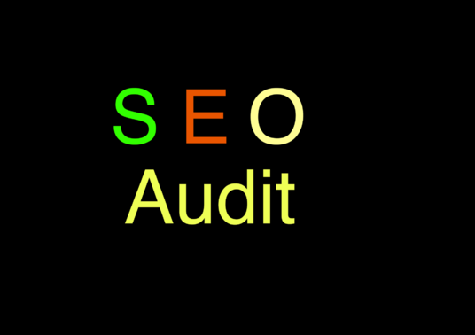 I will Do An Expert SEO Audit Of your site