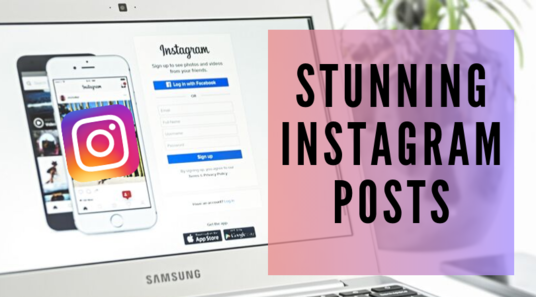 I will design stunning instagram posts or stories in 24 hours
