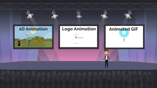 I will create a captivating 2D Animated video  for your promotions, with unlimited revisions.