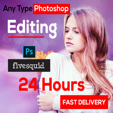 do Photo Edit Professionally By Photoshop in 24 hours