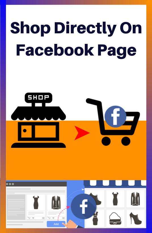 I will Create Shop on Facebook For Your Business