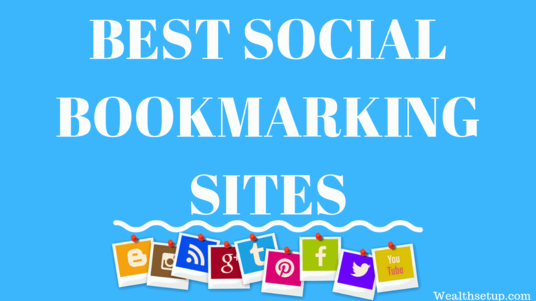I will publish 50 bookmarking in high da sites manually