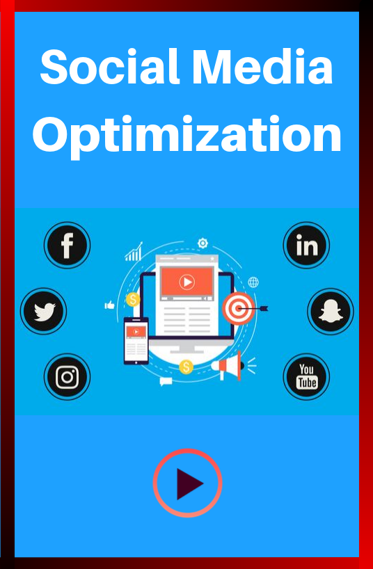 I will do Social Media Optimization