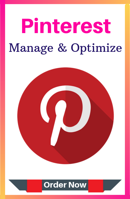 I will Manage, Optimize your Pinterest Business Page and Tailwind