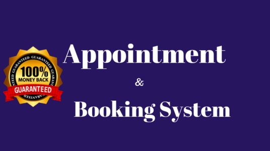 I will integrate a complete appointment booking system to your WordPress