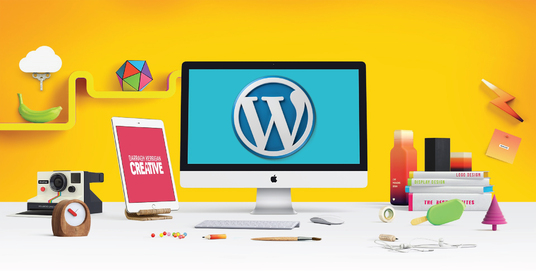 I will create a Wordpress website, Wordpress Design, Wordpress Customization with 5 pages