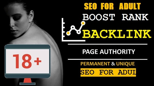 I will Rank Your Adult Sites with High Quality Adult  Backlinks 25