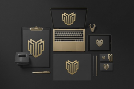 I will design clever luxury monogram logo