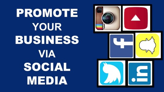 I will promote your business or website to my social networks