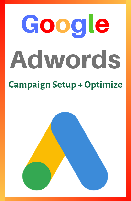 I will setup and optimize Google Adwords Campaign