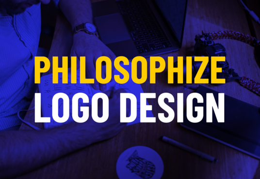 I will design creative modern logo with philosophy for your company/business