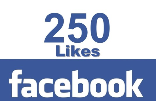 I will add 250 Facebook Fan Page or Post Likes