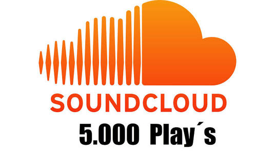 I will Provide Genuine  SoundCloud 5000+ Plays