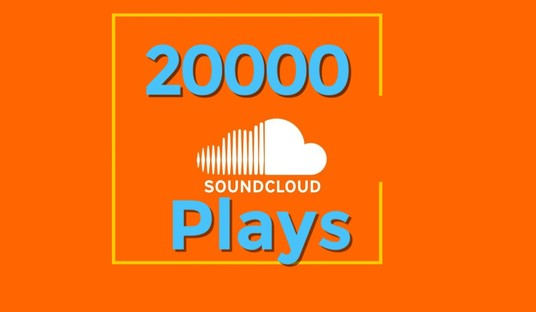 I will add 20000 permanent SoundCloud Plays