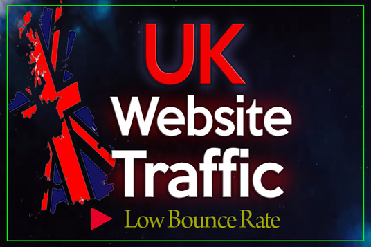 I will Send Organic 1500 UK Website Traffic