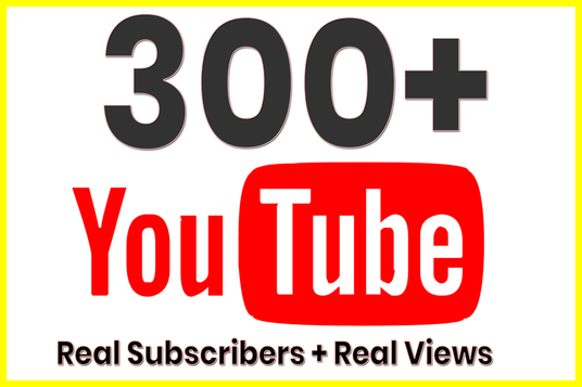 I will Provide Real Viral Organic Youtube Subscribers, Youtube Views