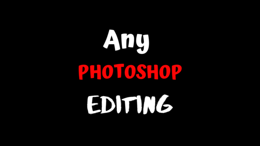Photoshop anything within 24 hours