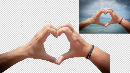 I will Cut out any image to make transparent background | Cut out Photos professionally