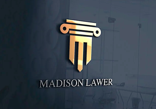 I will design a unique business logo for lawyer