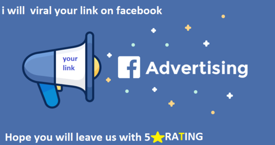 I will promote your Facebook page to 2 Million real and active audience on Facebook