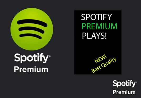 I will add 30K spotify premium plays, Non Drop, Royalties Eligible