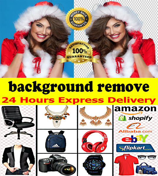 I will  do 10 Photo  Background removal