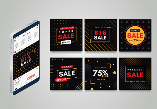 Design Professional Web Banner Ads And Social Media Cover