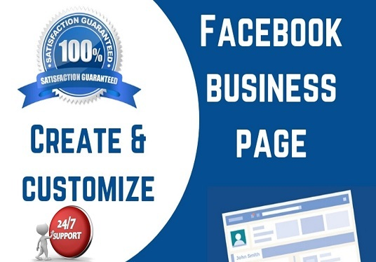 I will Create,Design And Manage Your Facebook Business Page Account