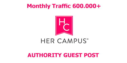 I will Write and Publish Post on Hercampus.com DA79 with one dofollow High-Quality Powerful Backl