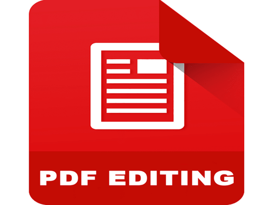 I will edit PDF up to 15 pages