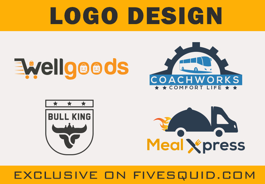 I will Do Creative Minimalist Professional Logo Design In 24 Hours