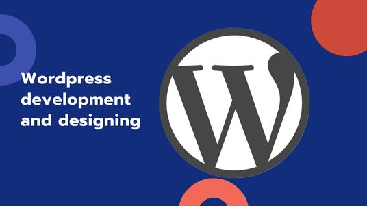 I will develop and design wordpress website