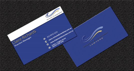 I will design Professional and Modern Business Card